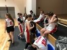 III miejsce w koszykówce dziewcząt