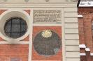 Kwiaty przy pomniku Kopernika-2