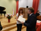 Wręczenie Stypendium Prezesa Rady Ministrów